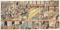 Ichiryusai-HIROSHIGE-1797-to-1858-actors10