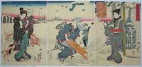 Ichiyusai-KUNIYOSHI-1797-to-1861-beauties7