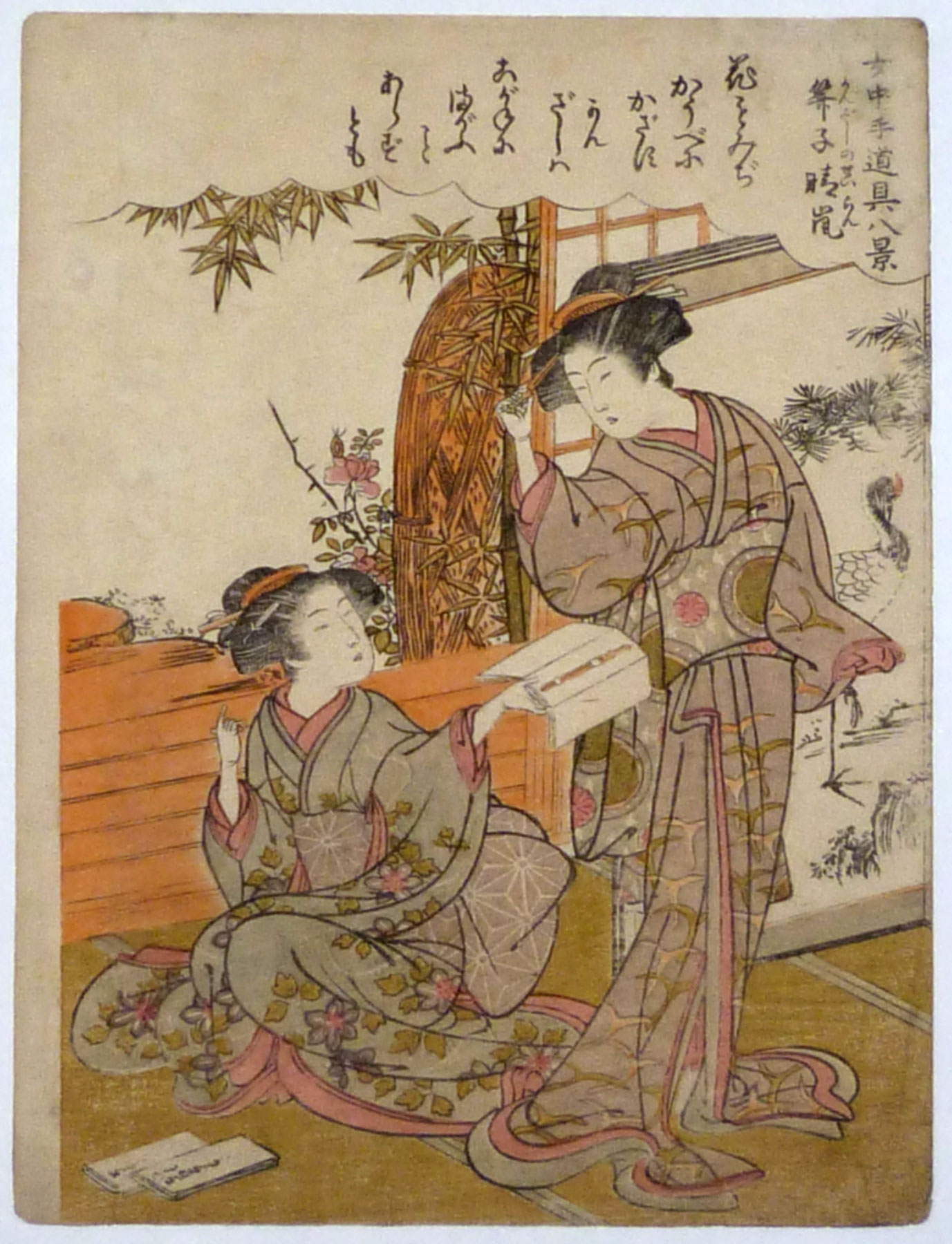 Japaneseprints London Search Results For Shigemasa