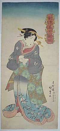 Utagawa-KUNISADA-1786-to-1865-beauties3