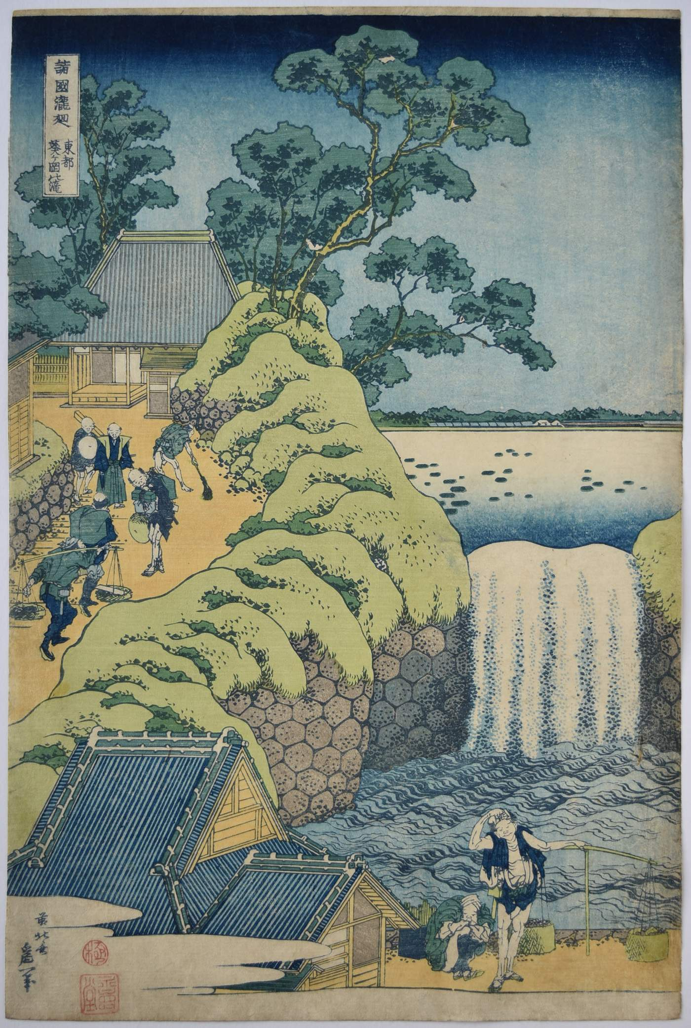 JapanesePrints-London | Katsushika HOKUSAI